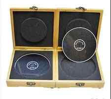1pcs  HI-END-0-48mm-Carbon-Fiber-CD-DVD-Stabilizer-Mat-Top-Tray-Player-Turntable