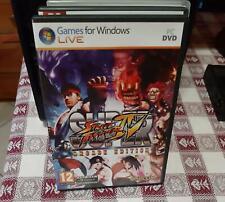 DVD PC Super Street Fighter IV - Arcade Edition