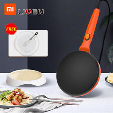 Xiaomi Liven Electric Pancake Maker Machine Crepe Maker Non-Stick Cooking E0U7