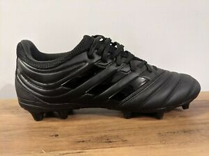 Adidas Copa 20.3 Firm Ground Football Boots Size 8 UK Black