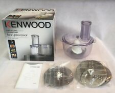 Kenwood Chef Major Titanium Cooking Chef Anlage AT640 Boxed VGC