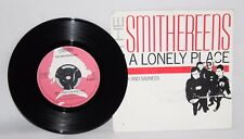 """Dutch 7"""" Single - The Smithereens - In A Lonely Place - Enigma E 5003-7 - 1986"""