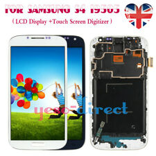 For Samsung Galaxy S4 GT-i9505 Replacement Screen LCD Touch Digitizer Display UK