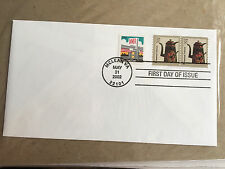 FDC Mclean VA 22101 May 31 2002 US Postage Stamp #3612 American Toleware & Diner