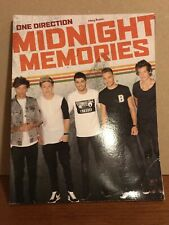 One Direction Midnight Memories Photograph Book Harry Zayn Liam Niall Louis