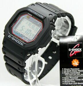 ✅ CASIO G-Shock Solar-Funkuhr GW-M5610U-1ER Herrenuhr ✅