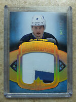 13-14 UD Ultimate Debut Threads RC Rookie Patch #UDT-TR JACOB TROUBA /100
