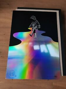 Eelus 'After The Rain' - Dream Edition Limited Signed Edition of ONLY 40 !! RARE