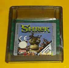 SHREK FAIRY TALE FREAKDOWN Game Boy Color Versione Europea ○○○○○ SOLO CARTUCCIA