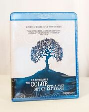 """H.P. Lovecraft's THE COLOR OUT OF SPACE (Blu-ray/2015) Limited Edition """"NEW"""""""