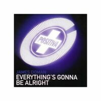 James Doman Everything's Gonna Be Alright CD Positiva 2008 NEW