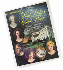 Vtg Cookbook The First Ladies Cook Book 1969 Hardcover White House Presidents