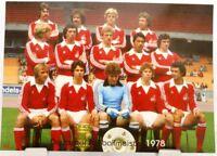 1.FC Köln + Deutscher Fußball Meister 1978 + Fan Big Card Edition F83 +