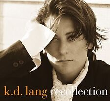 k.d. lang - Recollection (Single CD) [New CD] Australia - Import
