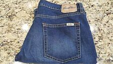 Levi's Jeans Flare Stretch Bootcut mid rises Nice stitch size Misses 12M