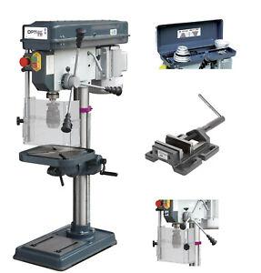 Optimum Bohrmaschine OPTIdrill B20 F 230V Set Tischbohrmaschine +Schraubstock