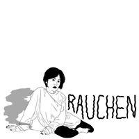 RAUCHEN - TABAKBÖRSE EP DOWNLOADCODE / SIEBDRUCK B-SEI  VINYL LP SINGLE NEU