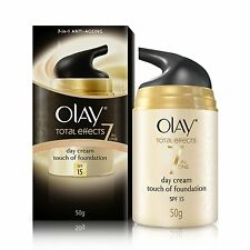 Olay Total Effects 7 in 1 Day Cream SPF 15 50g Nourishes For Smooth Skin