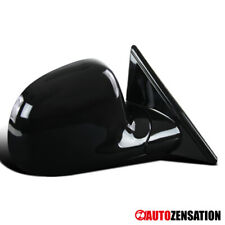 For 94-98 Chevy S10 Blazer Glossy Black Power Right Passenger Side Mirror 1PC