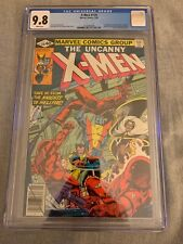 X-Men 129 CGC 9.8 First Appearance Kitty Pride, Emma Frost, Sebastian Shaw