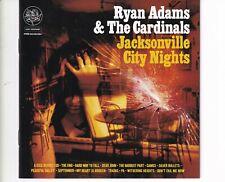 CD RYAN ADAMS & THE CARDINALSJacksonville city nightsEXCOUNTRY ROCK (B5188)