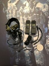 Mini veces Us Navy Seal Team Six M009 un/PRC 148 X 2 radio Suelto Escala 1/6th