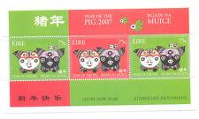 Ireland-Year of the Pig Min sheet mnh-Chinese New Year(1829)