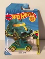 HOT WHEELS NEW FOR 2019  DINO RIDERS SERIES TRICERA-TRUCK #1/5 OR #12/250