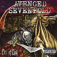 Avenged Sevenfold - City of Evil [New CD] Explicit