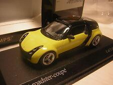 1/43 smart roadster coupé 2003  minichamps