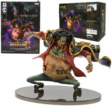 Anime One Piece Marshall D Teach Figure Colosseum II 2 Scultures Craneking Toy