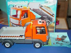 Playmobil City Action, Lastwagen - Kipper ,6861, von 2015, top Zustand, OVP !