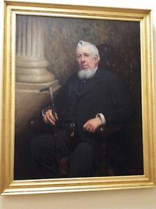 John Dalzell Kenworthy portrait of a gentleman