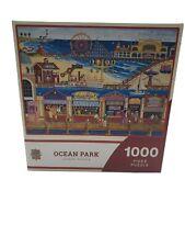 MasterPieces 1000 Piece Jigsaw Puzzle 60553 Ocean Park by Art Poulin Boardwalk
