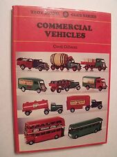 "COMMERCIAL VEHICLES, CECIL GIBSON,6""x8.5"", 1970,63 B&W/COLOR PAGES,EXC CONDITION"