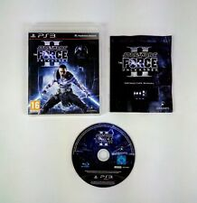 Playstation 3 Game - Star Wars: The Force Unleashed II - PS3, Star Wars Game