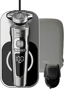 Philips Series 9000 Prestige Sp9861/16 + Tray Load QI 3 Modes Dry/Wet