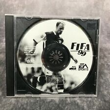 FIFA 99 PC Game Disc Only CD-Rom EA Sports Football 1999