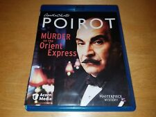 Agatha Christies Poirot: Murder on the Orient Express [Blu-ray]