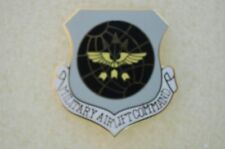 US USA USAF Air Force Military Air Lift Command Hat Lapel Pin