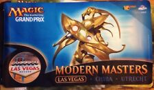 MTG, Grand Prix Las Vegas Playmat, Etched Champion, LP
