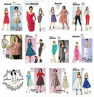 Butterick Sewing Patterns Retro Vintage Patterns by Gertie Pin-up Girl Outfits