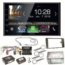 Kenwood DMX-7018BTS Android Auto CarPlay Einbauset für Audi A3 8P 8PA