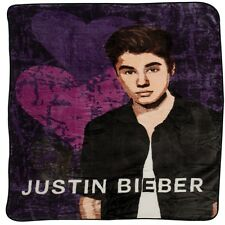 Justin Bieber - Heartbreak Twin Blanket