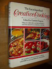 Encyclopedia of Creative Cooking Cookbook 2000 Recipes Edited by Turgeon 1985