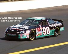 DICK TRICKLE 1998 #90 HEILIG-MEYERS FORD NASCAR WINSTON CUP 8X10 PHOTO RICHMOND