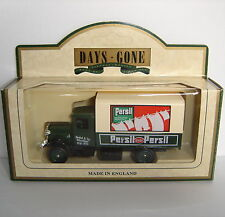 Lledo : Days Gone : 1934 Mack Canvas-Back Truck : PERSIL SOAP POWDER : DG28035a