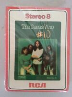 The Guess Who # 10     8 TRACK TAPE