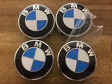 4x BMW Nabenkappen Felgendeckel 6783536 Nabendeckel 68mm