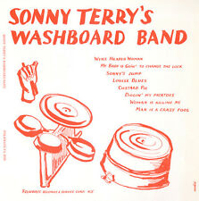Sonny Terry - Sonny Terry's Washboard Band [New CD]